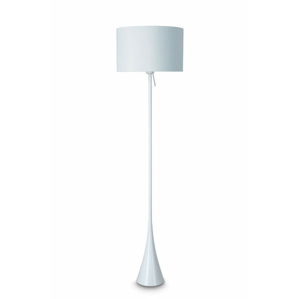 Philips instyle floor lamp white homeware zavvi espaa philips instyle floor lamp white aloadofball Image collections