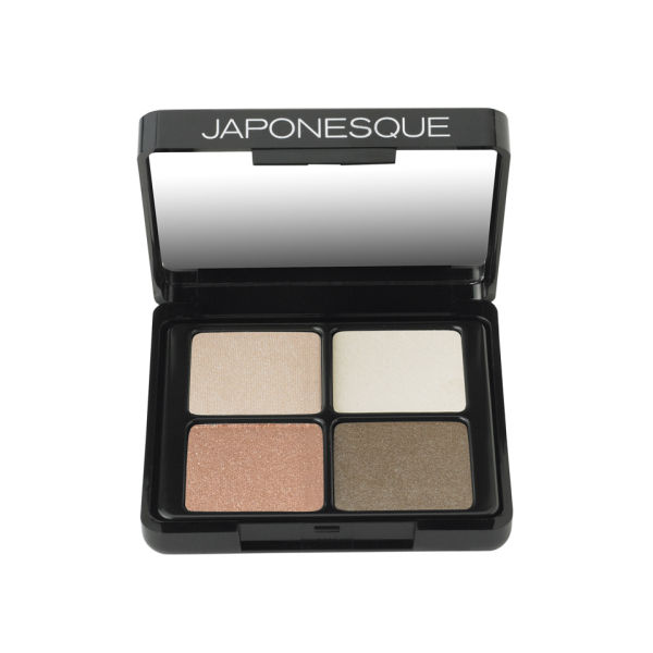 Palette de fards à paupières Velvet Touch deJaponesque - Teinte03