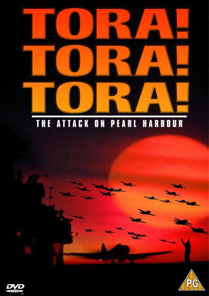 Tora Tora Tora Dvd Zavvi