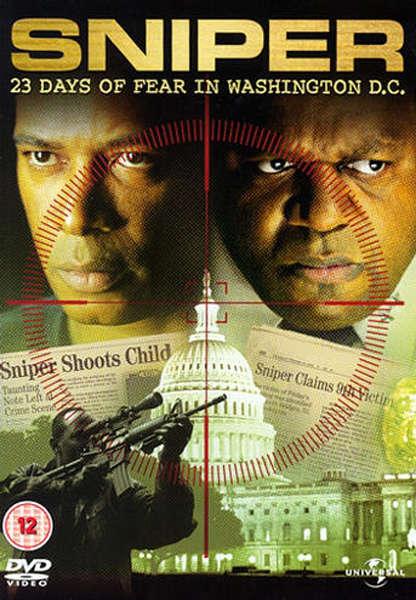 Sniper: 23 Days Of Fear In Washington D.C.