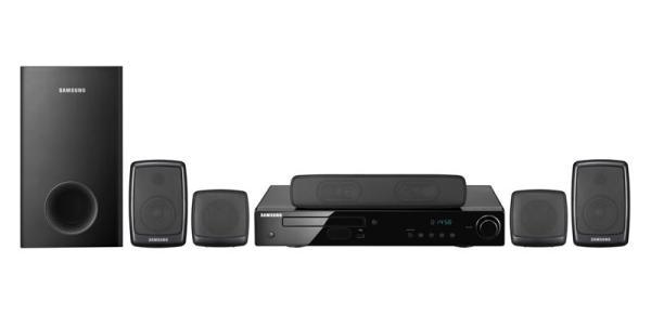 Samsung Ht Z220r 5 1 Home Theatre System Hdmi 1080p