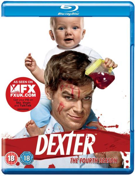 Dexter - Temporada 4 Blu-ray   Zavvi España