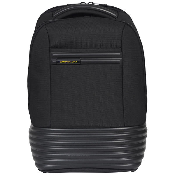 be62a5d85d3 Mandarina Duck Tank 2 Compartment Backpack Pc 15.6 inch - Black Clothing |  Zavvi Australia