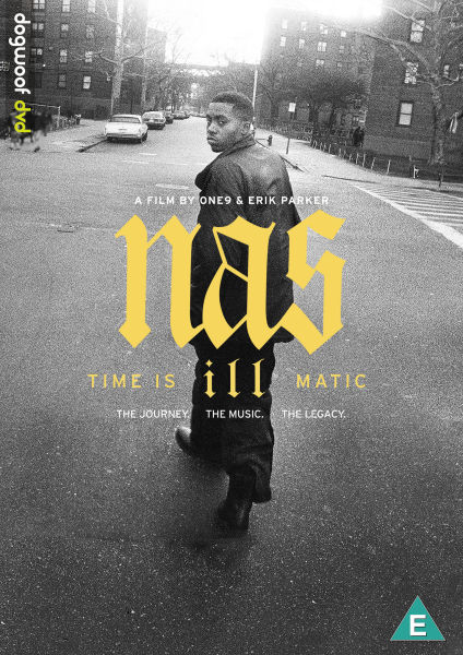 Time is illmatic dvd for Nas mural queensbridge