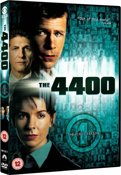 The 4400 - Complete 1st Season [Repackaged]