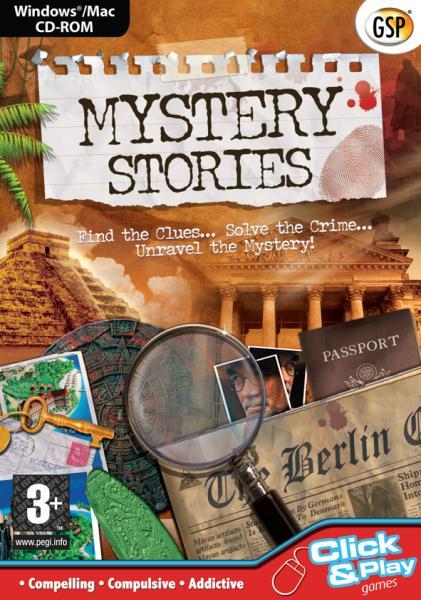 mystery story english