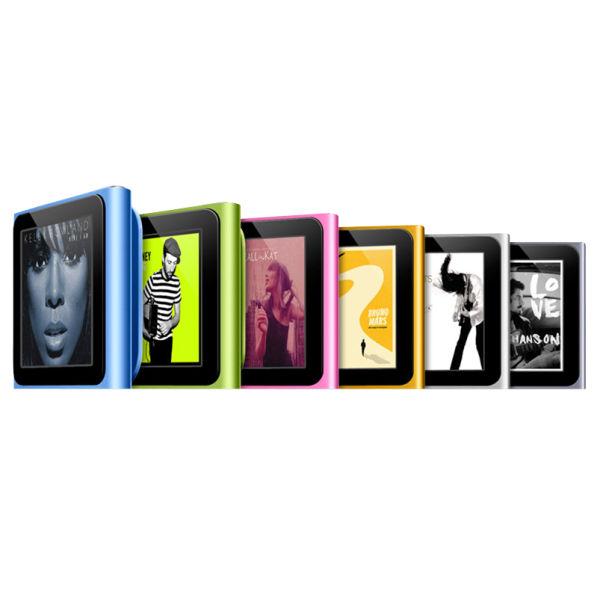 Apple iPod Nano 16GB - Green 6th Generation | IWOOT