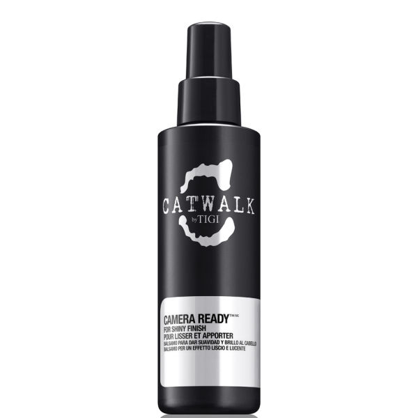 TIGI Catwalk Camera Ready pour une finition brillante (150ml)