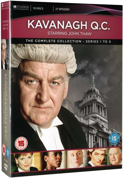 Kavanagh Q.C. - The Complete Collection - Series 1-5