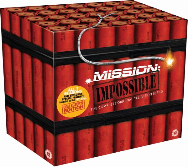 Mission Impossible Complete TV Series
