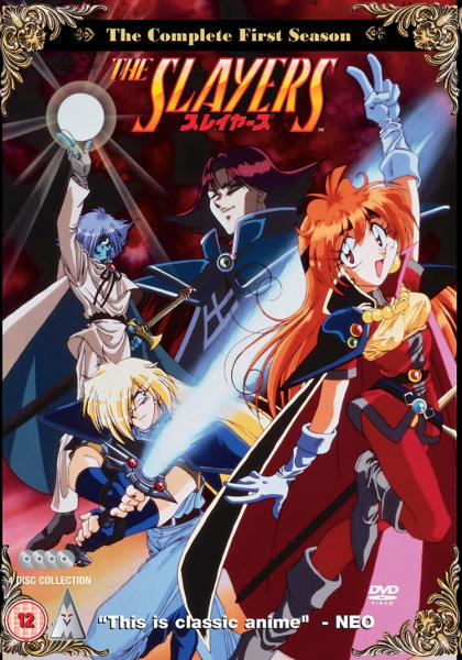 Slayers Collection