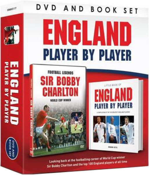 England Player by Player (Includes Book)