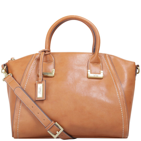 Fiorelli Kay Francis Zip Top Grab Bag - Tan Womens Accessories ...