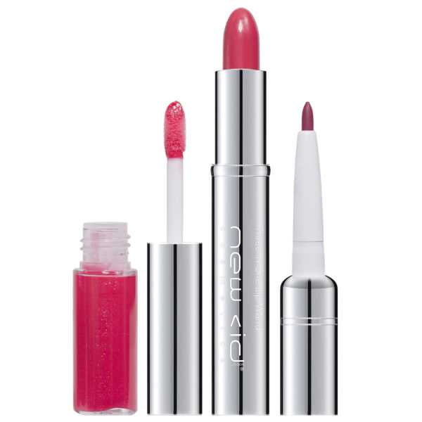 New CID Cosmetics 3 in 1  Lip Wand Pink