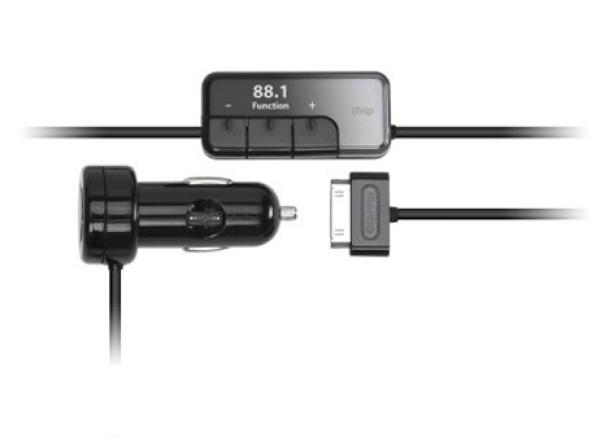 Griffin Car Charger: Griffin ITrip Auto Universal Plus FM Transmitter And Car