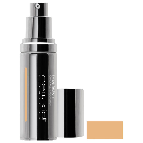 New CID I-Perfection Colour Ajuster Foundation - Caramel
