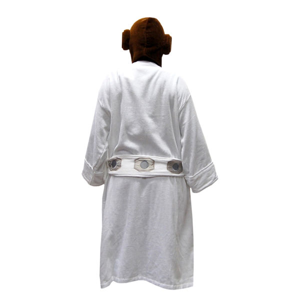 Star Wars Princess Leia Bathrobe   IWOOT