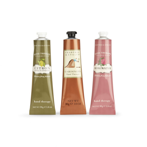 Crabtree & Evelyn Hand Therapy Sampler 3 x 25g (Everyday)