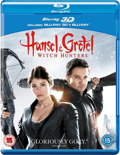 Hansel et Gretel : Witch Hunters 3D