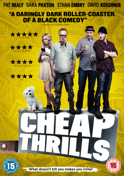Cheap Thrills Dvd Zavvi