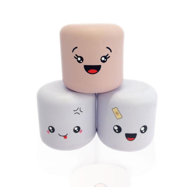 Cute Shin'yu Marshmallow Stress Relievers
