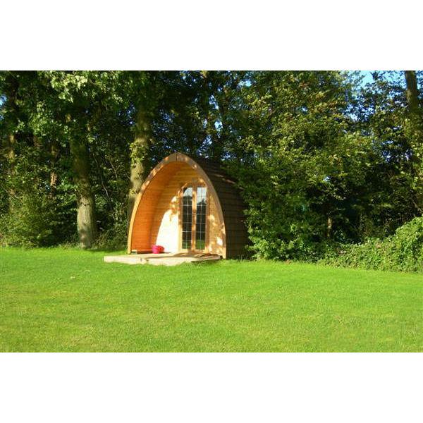 Three Night Eco Friendly Break in a Camping Pod (Special ...