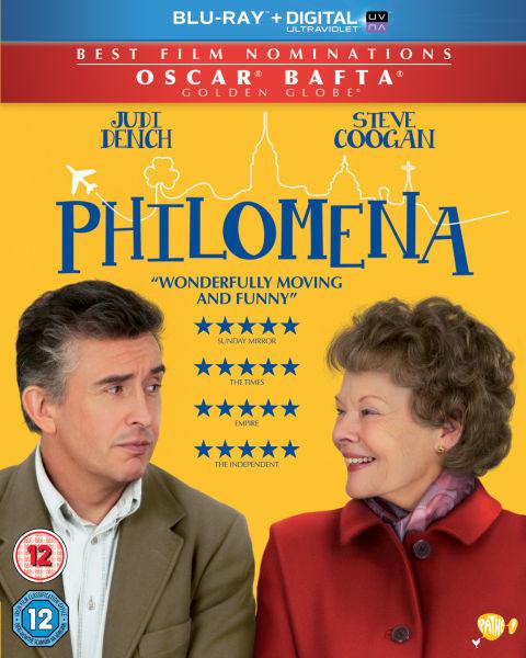 Philomena (Includes UltraViolet Copy)