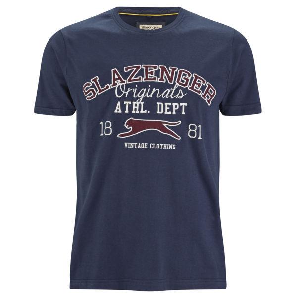 Slazenger Men's Waddle T-Shirt - Denim