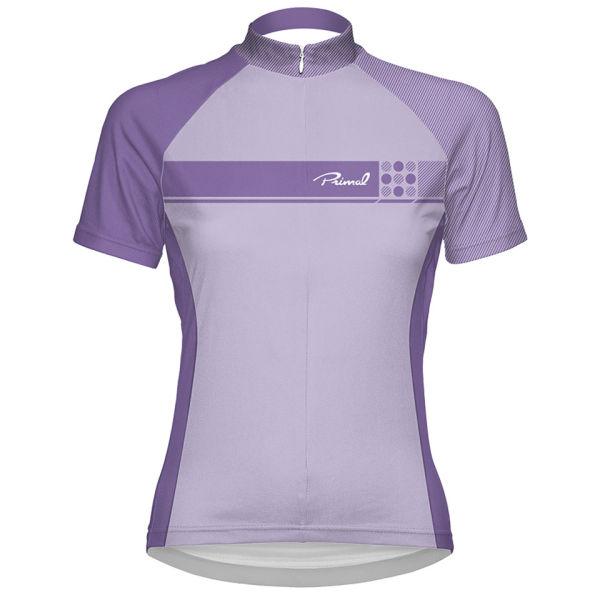 Primal Women's Caprice Purple Short Sleeve Jersey - Lilac/Purple