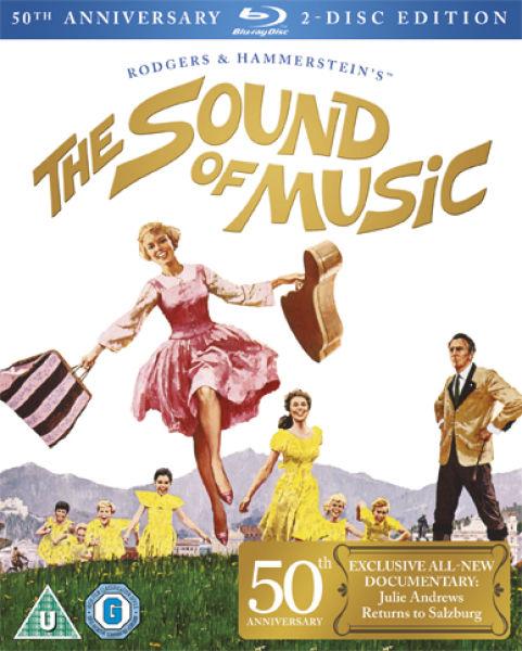 Sound Of Music 50th Anniversary Edition Blu-ray