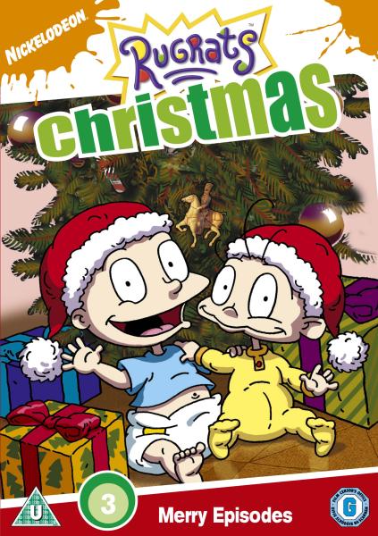 Rugrats Christmas Dvd Zavvi