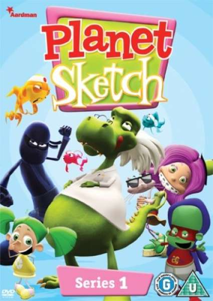 Planet Sketch Dvd Zavvi