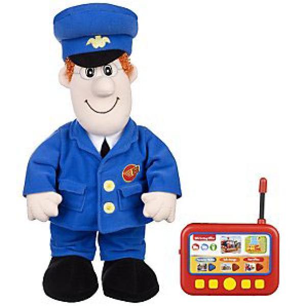 Postman Pat Hide And Seek Electronic Pat Toys Thehut Com