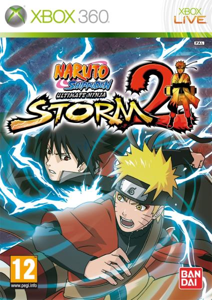 how to play the naruto shippunden storm series