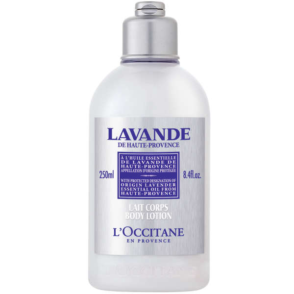 L'Occitane Organic Lavender Body Lotion 250ml