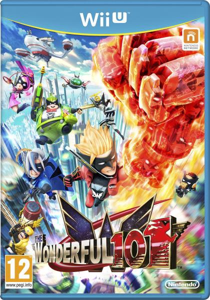 The Wonderful 101 (Wii-U)