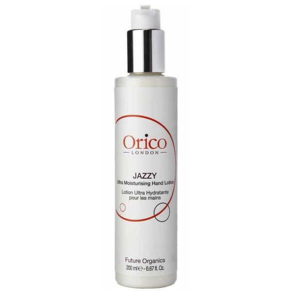Savon des mains ultra hydratant Orico Jazzy (200ml)