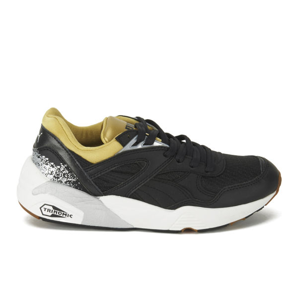 789b5dffac9 Puma Women s Trinomic R698 Sports Trainers - Black  Image 1