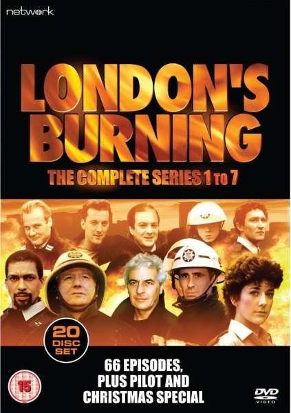 London's Burning - Series 1-7