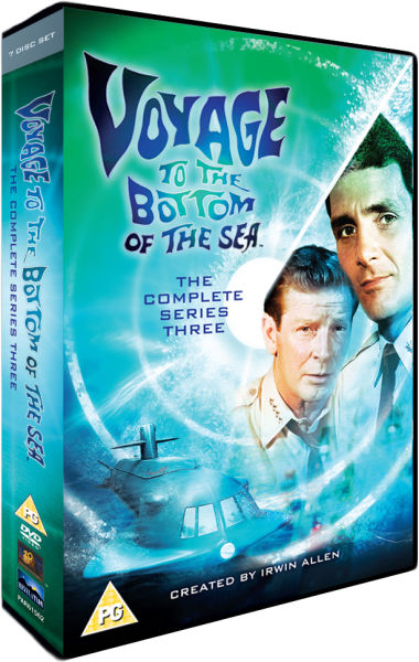 Voyage to the Bottom of the Sea TV series - Wikipedia