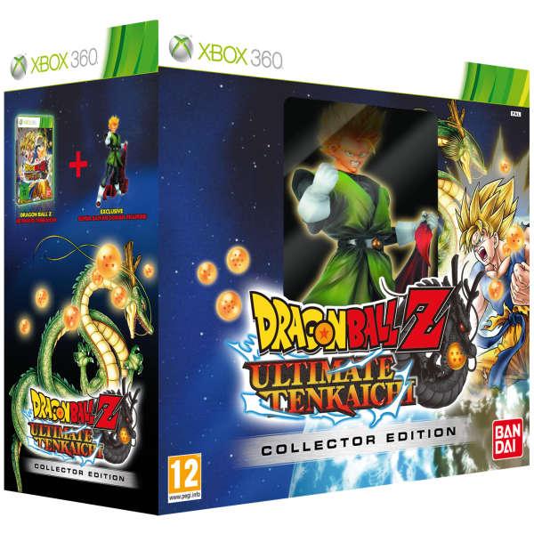 01f89f4d5a2 Dragon Ball Z Ultimate Tenkaichi Collector s Edition (Exclusive).  Description