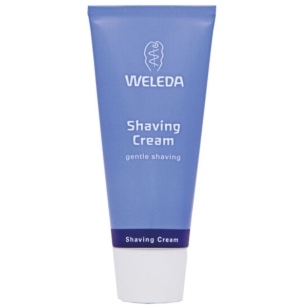 Crema de Afeitar de Weleda Men (75 ml)