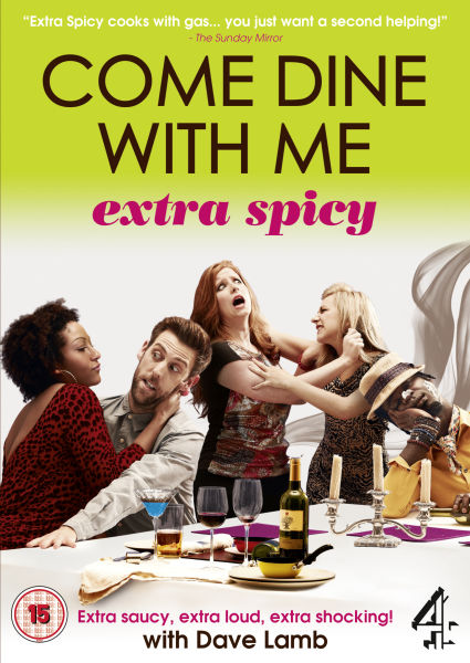 Come Dine With Me: Extra Spicy