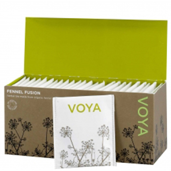 Voya Fennel Fusion Organic Seaweed Tea 20pcks Hq Hair