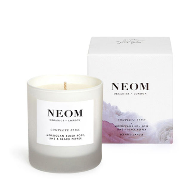 NEOM Organics Complete Bliss Standard Scented Candle