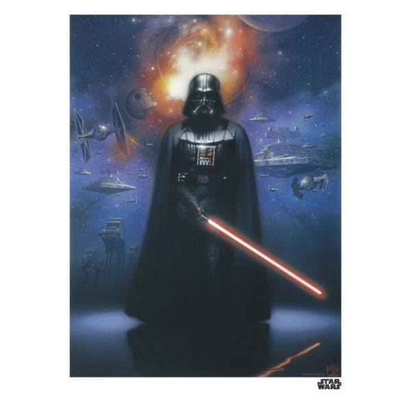 Affiche Star Wars Dark Vador