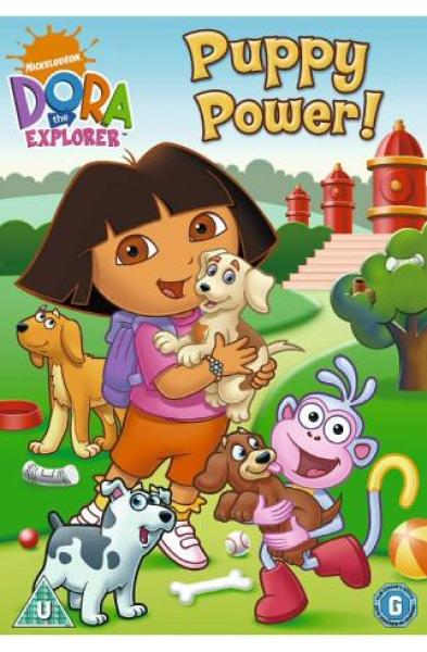 Dora The Explorer - Puppy Power