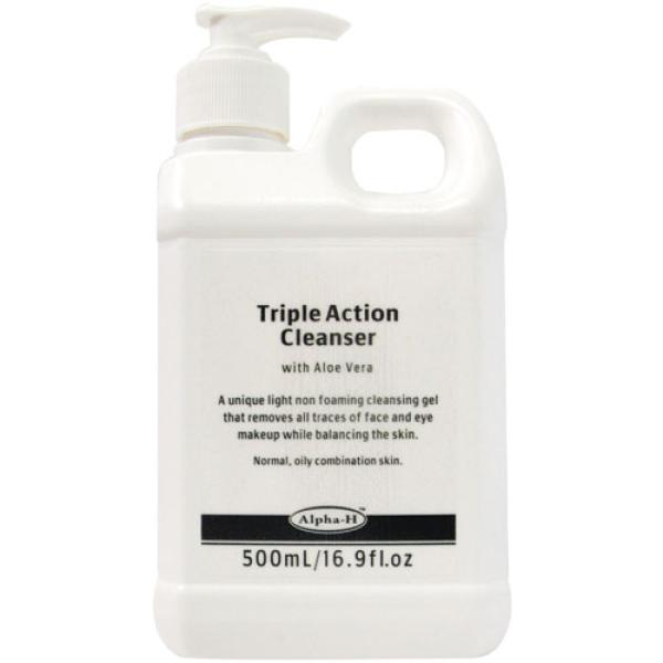 Alpha-H Triple Action Cleanser 500ml