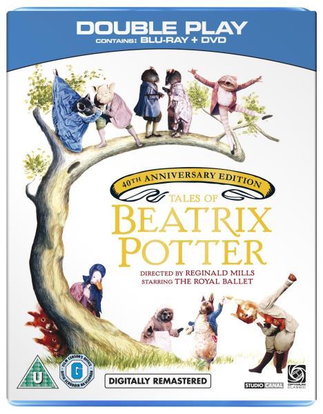 Tales Of Beatrix Potter (40th Anniversary/BBC Series - DVD/ BLU RAY )