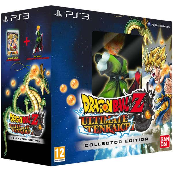 Dragon Ball Z Ultimate Tenkaichi Collector S Edition Exclusive